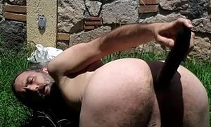 american gringo fucks ass with cucumber in morelia michoacan mexico public anal slut