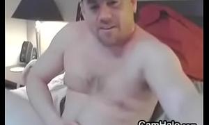 Dazzling Amateur Gay Masturbation
